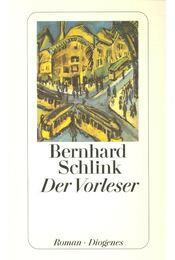 Der Vorleser - Régikönyvek