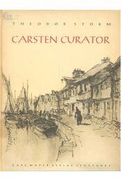 Carsten Curator - Régikönyvek