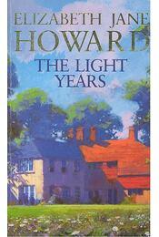 The Light Years - HOWARD, ELIZABETH JANE - Régikönyvek