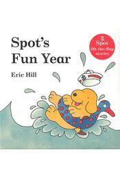 Spot's Fun Year - Régikönyvek