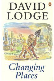 Changing Places - Régikönyvek