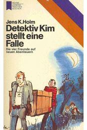 Detektiv Kim stellt eine Falle - Régikönyvek