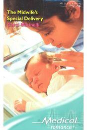 The Midwife's Special Delivery - Marinelli, Carol - Régikönyvek