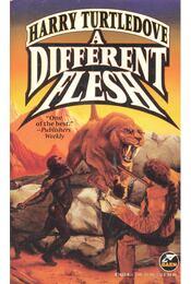 A Different Flesh - Régikönyvek