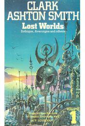 Lost Worlds - Smith, Clark Ashton - Régikönyvek