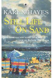 Still Life  on Sand - Régikönyvek