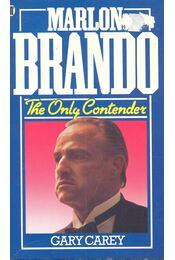 Marlon Brando – The Only Contender - Régikönyvek