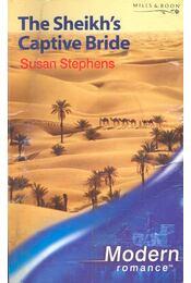 The Sheikh's Captive Bride - Régikönyvek