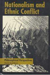 Nationalism and Ethnic Conflict – Philosophical Perspectives - Régikönyvek