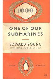 One of Our Submarines - Régikönyvek