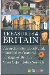 Treasures of Britain - Régikönyvek