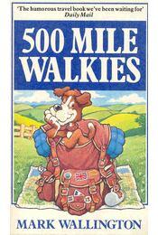 500 Mile Walkies - Régikönyvek