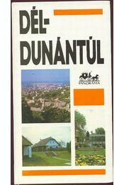 Dél-Dunántúl - Huba László - Régikönyvek