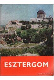 Esztergom - Huba László - Régikönyvek