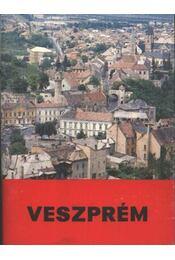 Veszprém - Huba László - Régikönyvek