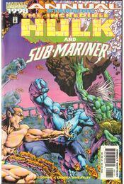 Hulk/Sub-Mariner '98 - Régikönyvek