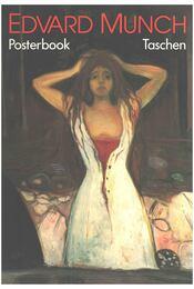 Edvard Munch (Posterbook) - HULSE, MICHAEL - Régikönyvek