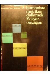 A humanista metrikus dallamok Magyarországon - Régikönyvek