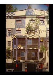 Hundert Wasser Haus - Régikönyvek