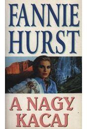 A nagy kacaj - Hurst, Fannie - Régikönyvek