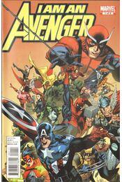 I am an Avengers No. 1 - Régikönyvek
