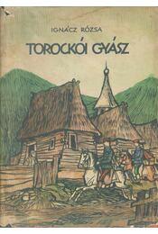 Torockói gyász - Ignácz Rózsa - Régikönyvek