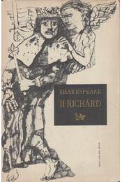 II. Richárd - Régikönyvek