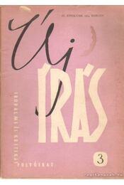 Új Írás 1964/ 3. szám - Illés Lajos - Régikönyvek