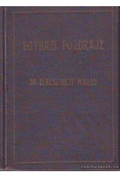 Egyházi földrajz - Régikönyvek