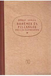 Bohémek és pillangók - Régikönyvek