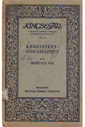 Keresztényszocializmus - Régikönyvek