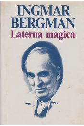 Laterna magica - Ingmar Bergman - Régikönyvek