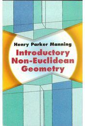 Introductory Non-Euclidean Geometry - Régikönyvek