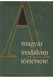 A magyar irodalom története I. kötet (1600-ig) - Régikönyvek