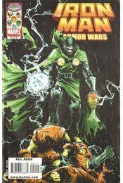 Iron Man & the Armor Wars No. 2 - Rousseau, Craig, Caramagna, Joe - Régikönyvek