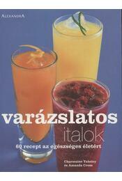 Varázslatos italok - Régikönyvek