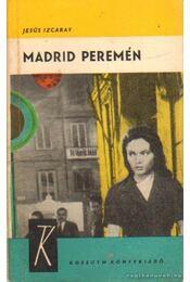 Madrid peremén - Izcaray, Jesűs - Régikönyvek