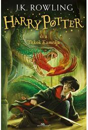 Harry Potter és a Titkok Kamrája - J. K. Rowling - Régikönyvek
