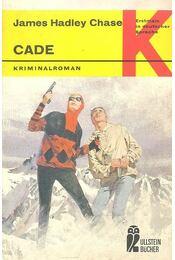 Cade - James Hadley Chase - Régikönyvek