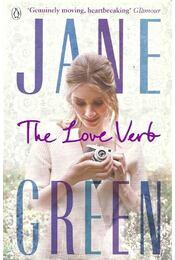 The Love Verb - Jane Green - Régikönyvek