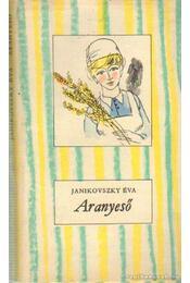 Aranyeső - Janikovszky Éva - Régikönyvek