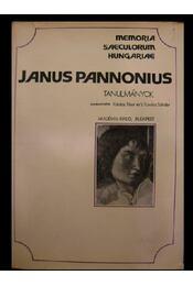 Janus Pannonius - Régikönyvek
