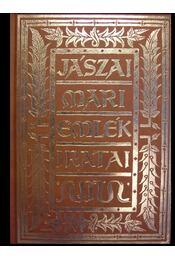Jászai Mari emlékiratai - Régikönyvek