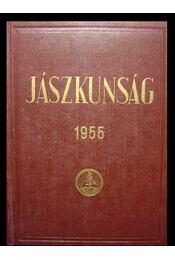 Jászkunság 1955 január-december - Régikönyvek