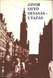 Olvasás-utazás - Jávor Ottó - Régikönyvek