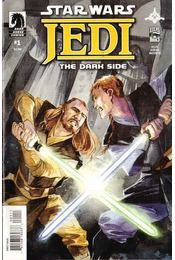 Star Wars: Jedi - The Dark Side No. 1 - Régikönyvek