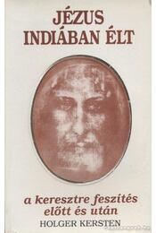 Jézus Indiában élt - Régikönyvek