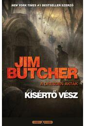 Kísértő vész - Jim Butcher - Régikönyvek
