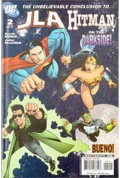 Justice League/Hitman 2. - Régikönyvek