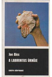 A labirintus úrnője - Joe Alex - Régikönyvek